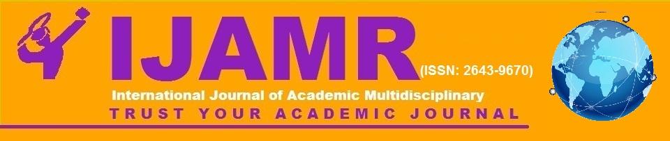 IJAMR | (International Journal of Academic Multidisciplinary